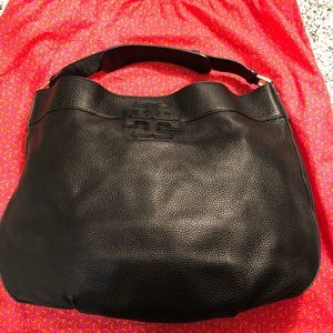 Tory Burch Stacked T Hobo Bag